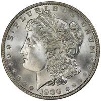$1 1900-O/CC PCGS MS67+ CAC EX JACK LEE 1 & 2