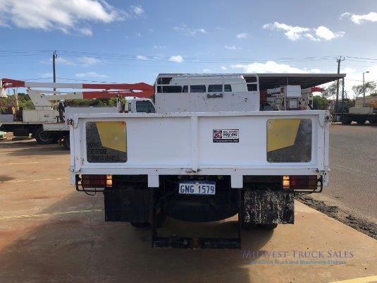 1998 Isuzu FSS 550 4x4 Midwest Truck Sales - Trucks for Sale