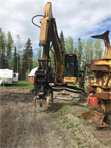Log Loaders Forestry Equipment For Sale By Major Equipment Sales - 7
