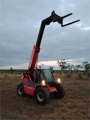 2007 Manitou MT523 - Forklifts for Sale