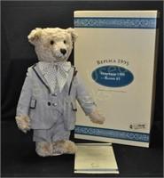Part 3- Impressive Teddy Bear Auction Steiff & antiques -