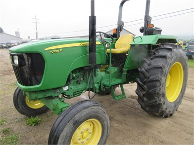 JOHN DEERE 5055D For Sale - 6 Listings | MarketBook co za