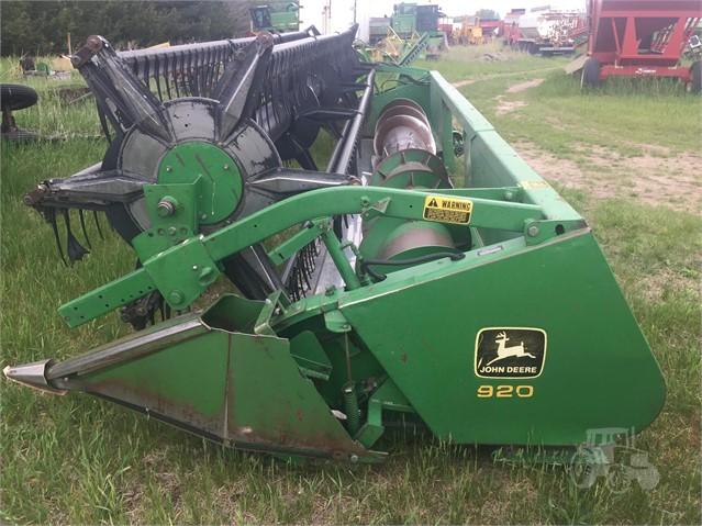 1988 JOHN DEERE 920 For Sale In Norfolk, Nebraska | www