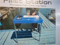 Fillet Station Portable Fish Cleaning Table Idaho Auction
