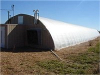 Land with Greenhouse ONLINE ONLY Auction
