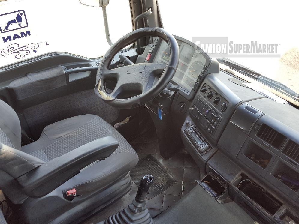 MAN TGA26.460 used 2002