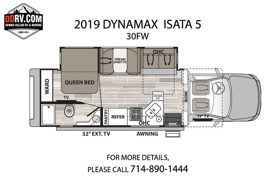 2019 DYNAMAX ISATA 5 30FW For Sale in Boise, Idaho