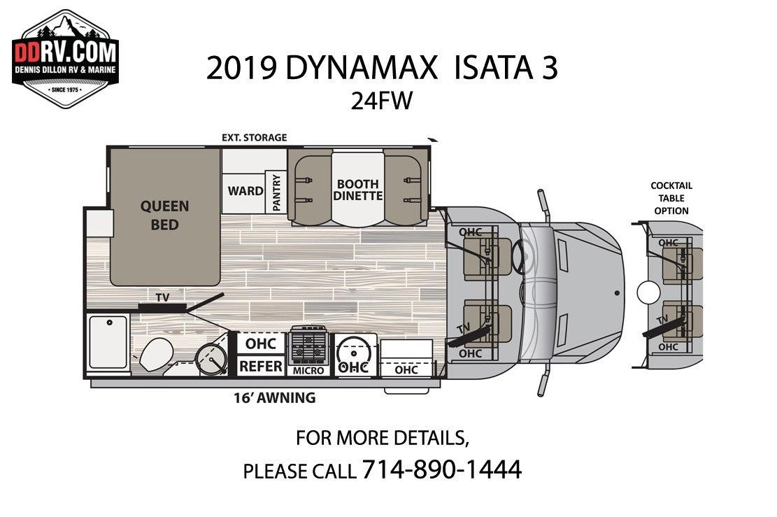 2019 DYNAMAX ISATA 3 24FW For Sale in Boise, Idaho