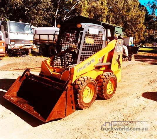 2011 Mustang 2054 Heavy Machinery for Sale