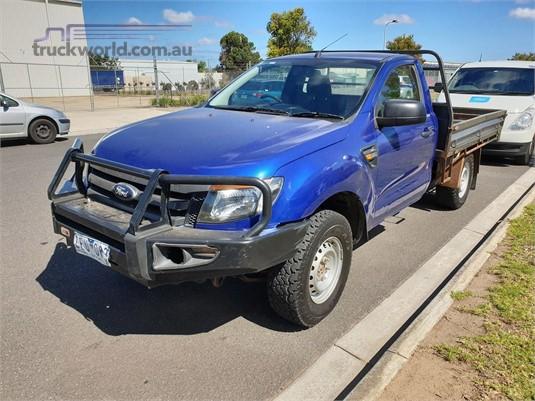 2012 Ford Ranger - Truckworld.com.au - Light Commercial for Sale