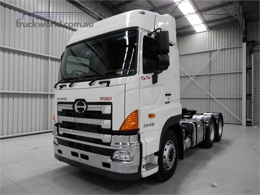 2019 Hino 700 Series 2848 SS AMT Air Trucks for Sale