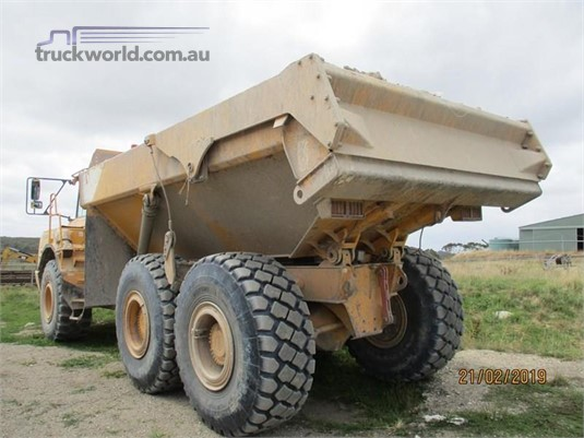 2008 Volvo A30D - Heavy Machinery for Sale