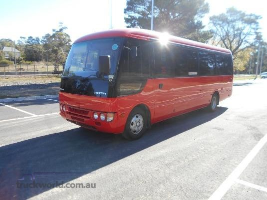 2005 Mitsubishi Rosa BE649 Wheelchair - Buses for Sale