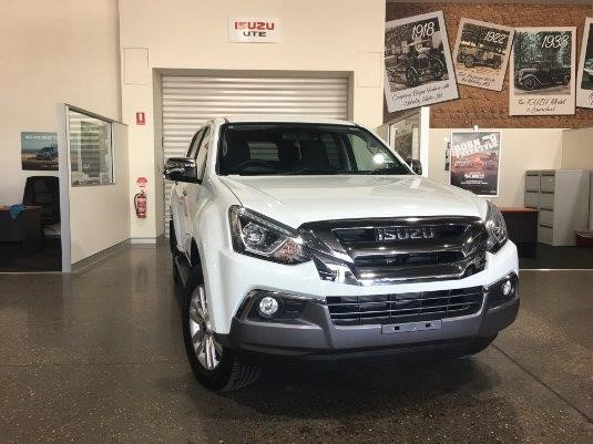 2018 Isuzu UTE MU-X 4x4 LS-U - Light Commercial for Sale