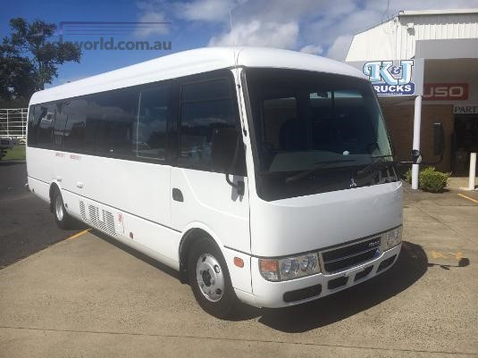 2018 Fuso Rosa Deluxe Buses for Sale