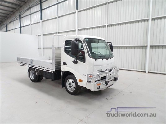 2019 Hino 300 Series 616 Trucks for Sale