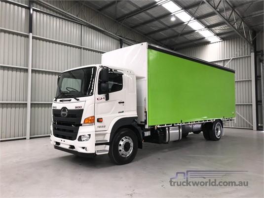 2019 Hino 500 Series 1832 GH - Trucks for Sale