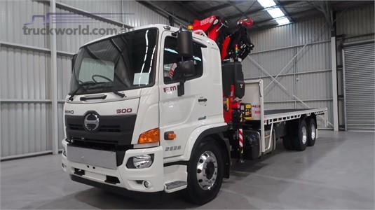 2019 Hino 500 Series 2628 FM - Truckworld.com.au - Trucks for Sale