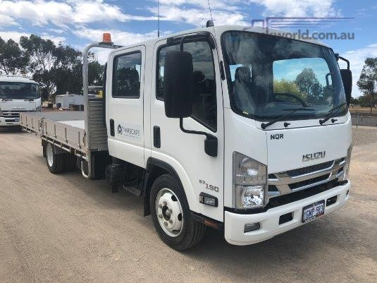 2016 Isuzu NQR 87 190 CREW - Trucks for Sale