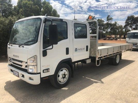 2016 Isuzu NQR 87 190 CREW Midwest Truck Sales - Trucks for Sale
