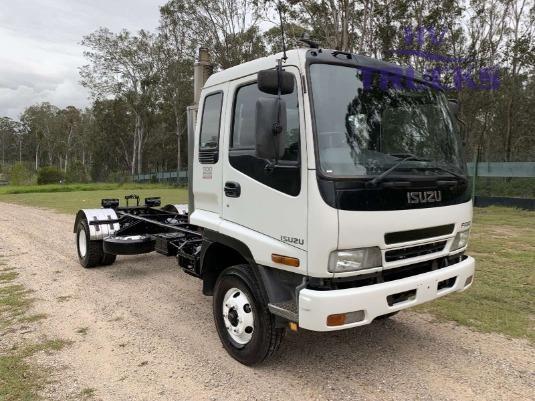 2007 Isuzu FRR 500 Hunter Valley Trucks - Trucks for Sale