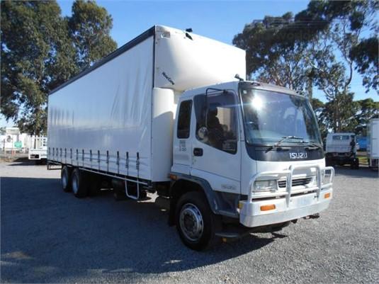 1998 Isuzu FVM 1400 Trucks for Sale