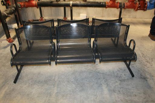 Brilliant 3 Seat Double Sided Bench Seats Sohn Associates Ltd Gmtry Best Dining Table And Chair Ideas Images Gmtryco