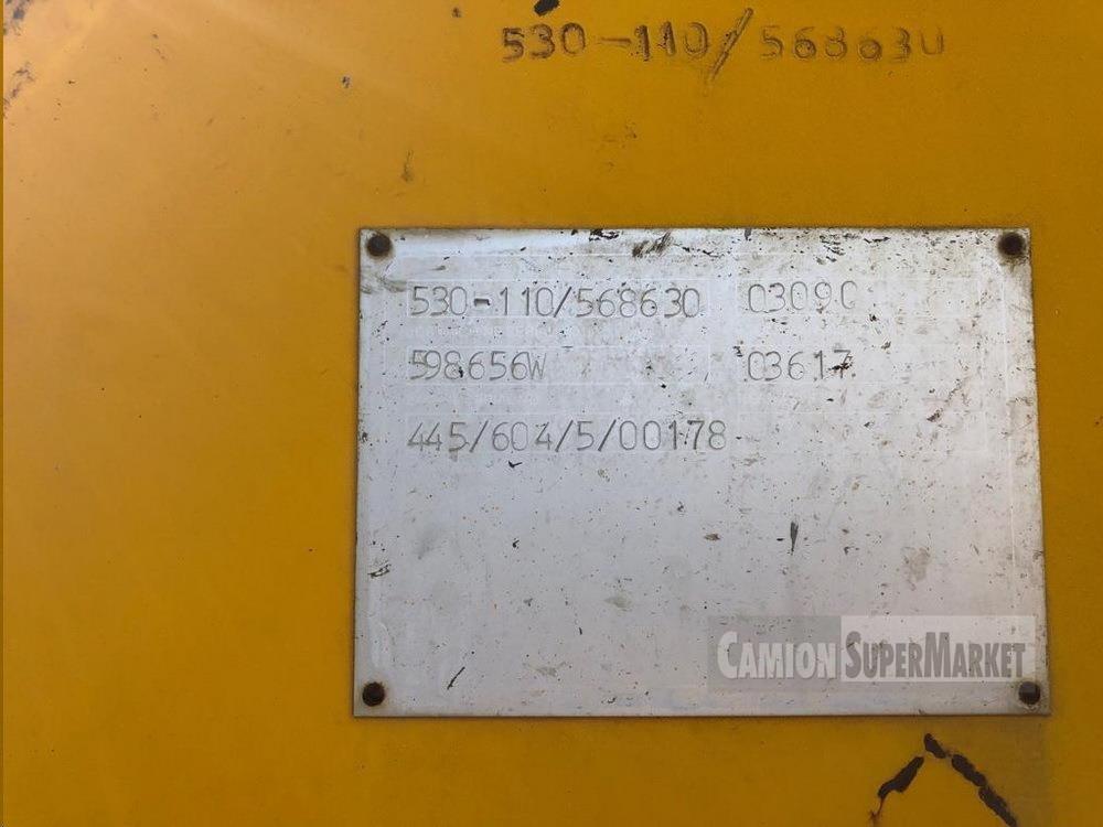 JCB 530-110 Usato 1993