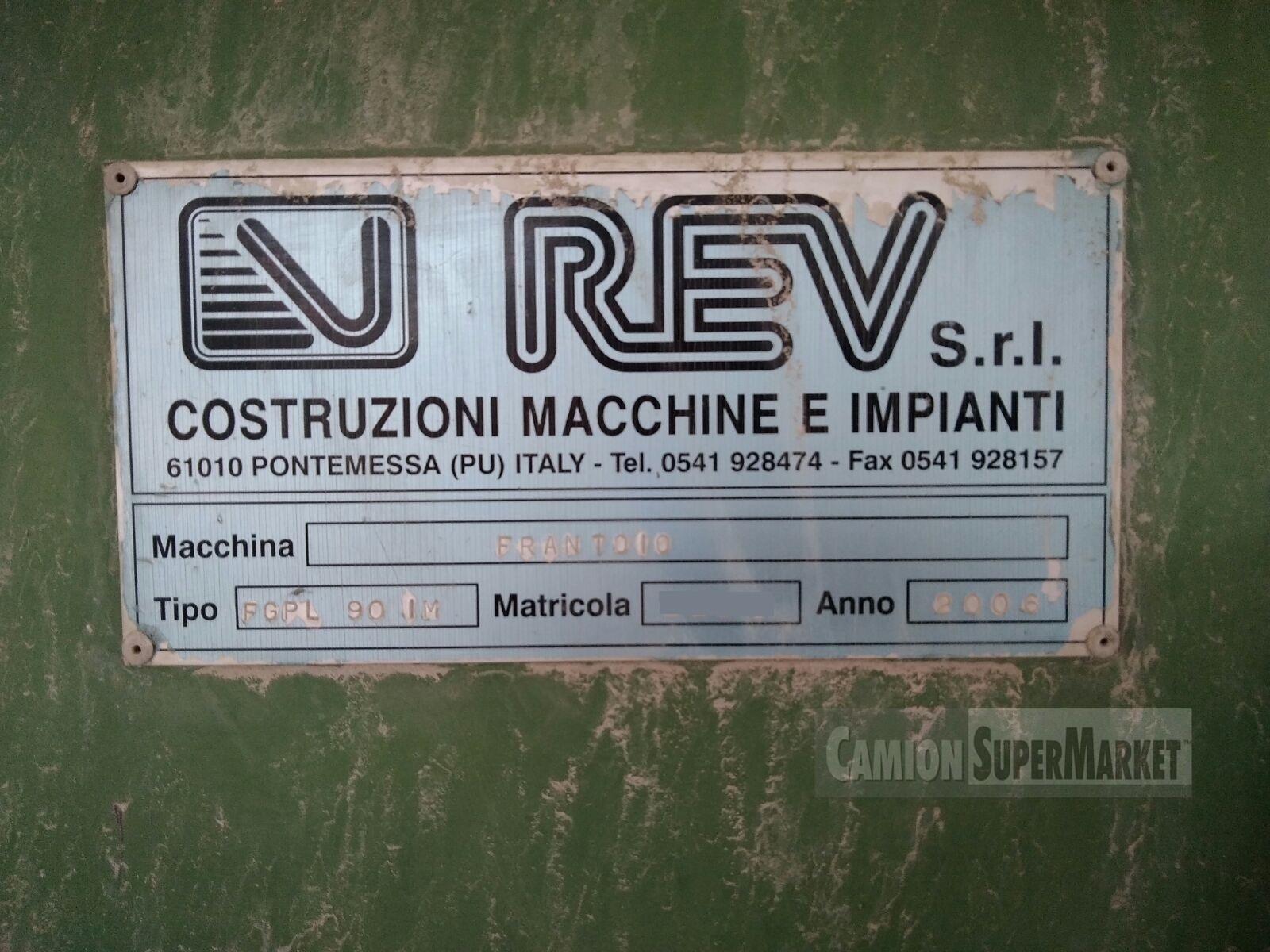 REV GCR98 Uzywany 2006 Lazio