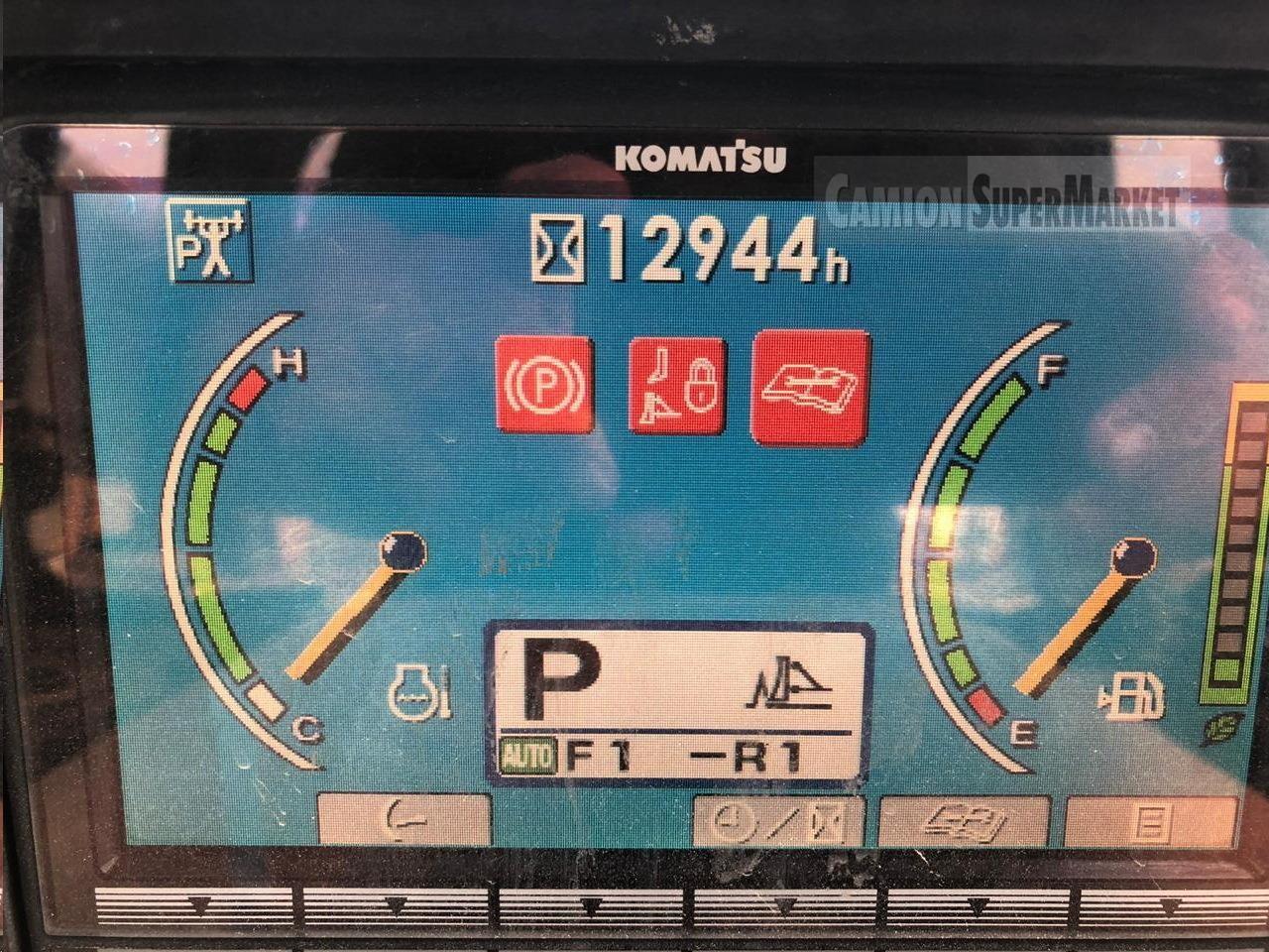 Komatsu D155A-6 Usato 2015 Lazio