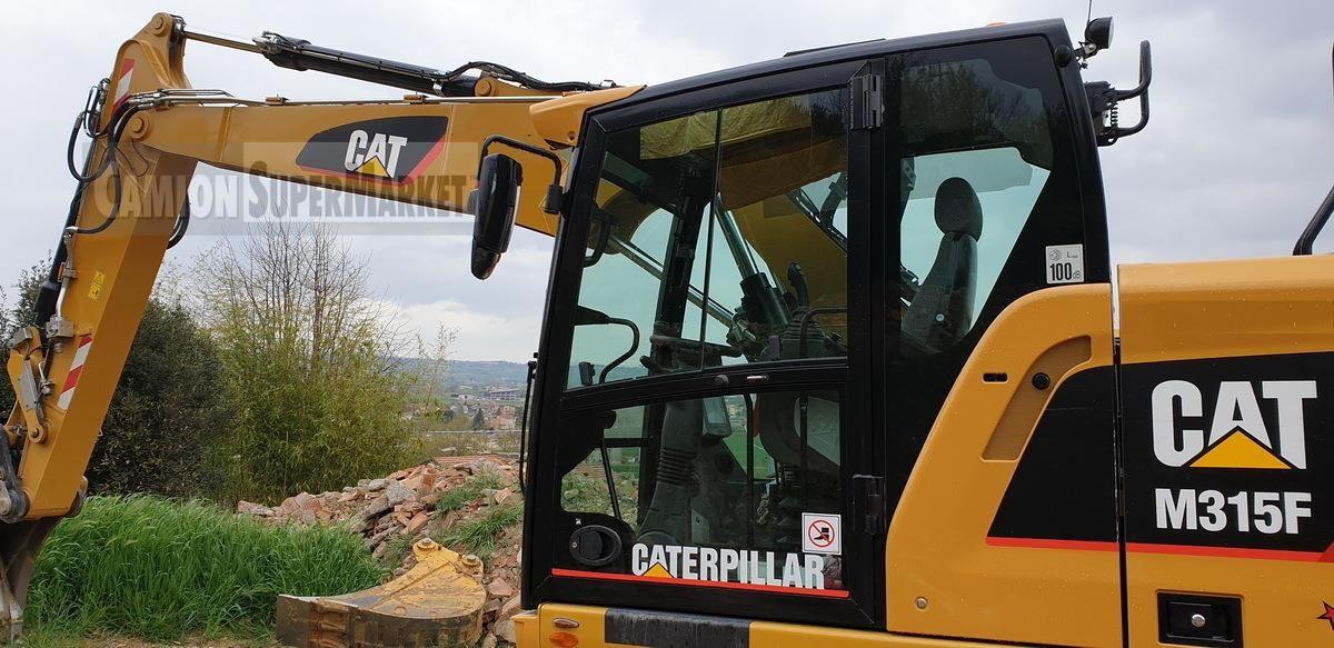 Caterpillar M315F Uzywany 2017