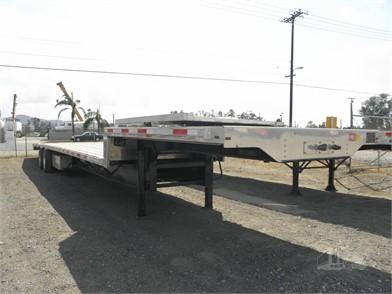 Drop Deck Trailers For Sale In Fontana, California - 59