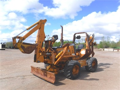 CASE Trenchers / Boring Machines / Cable Plows For Sale - 83