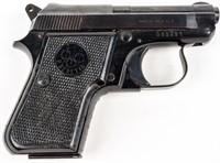 Gun Beretta 950 B Semi Auto Pistol in 25 ACP