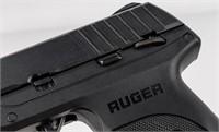 Gun Ruger EC9S Semi Auto Pistol in 9MM