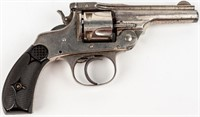 Hopkins & Allen Break Top Single Action Revolver i