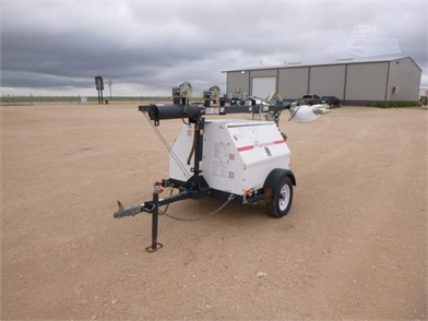 Magnum Mlt4060 Light Tower Other Auction Results In Texas