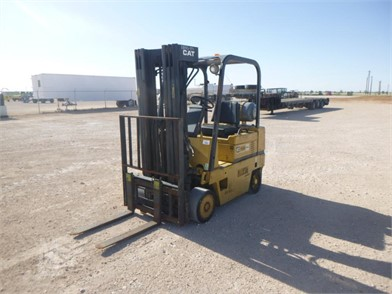 CAT T50D FORKLIFT Other Auction Results - 1 Listings