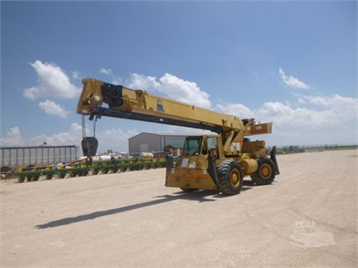 GROVE RT 58C ROUGH TERRAIN CRANE Other Auction Results - 1