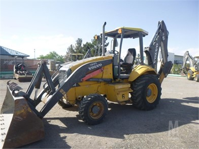 2004 VOLVO BACKHOE Other Auction Results - 1 Listings