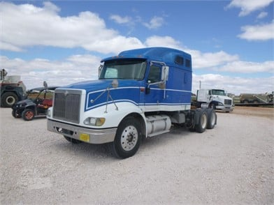2002 International 9400I Truck Tractor Other Items Auction ... on