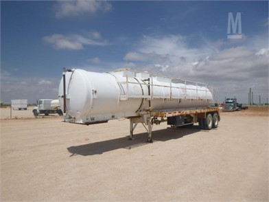 1980 Overland Water Tank Trailer Other Auction Results - 1