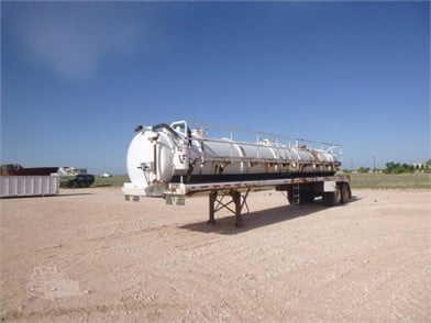2008 V E  ENTERPRISES 130BBL VACUUM TANK TRAILER Other Auction