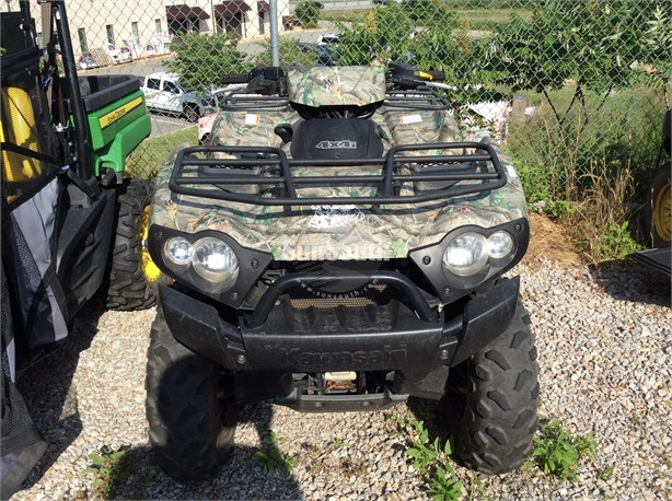 KAWASAKI BRUTE FORCE 750 Recreation / Utility ATVs For Sale