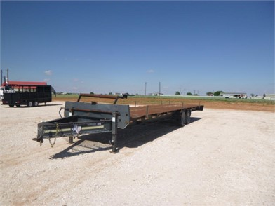 1982 East Texas 32Ft Pipe Trailer Other Auction Results In