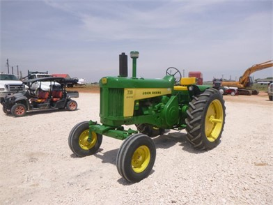 JOHN DEERE 730 SEL TRACTOR Other Auction Results - 1 ... on