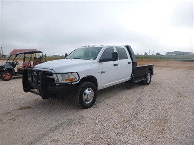 2011 DODGE RAM 3500 HEAVY DUTY PICKUP Other Auction Results