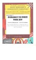 St. Bernard's Community Carnival Online Auction #2