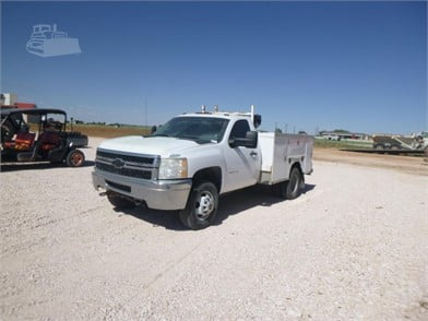 2011 CHEVROLET 3500HD SERVICE PICKUP Other Auction Results ... on