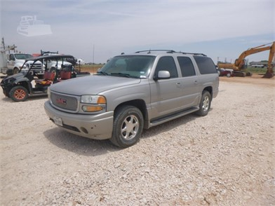 2004 Gmc Denali Yukon Xl Other Items Auction Results In Seminole Texas 1 Listings Machinerytrader Com Page 1 Of 1